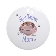 Skye Mom Ornament (Round)