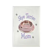 Skye Mom Rectangle Magnet