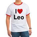 I Love Leo Ringer T