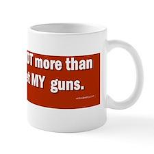 It will take a lot more than Obama to g Mug
