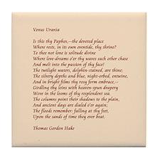 Venus Urania Tile Coaster