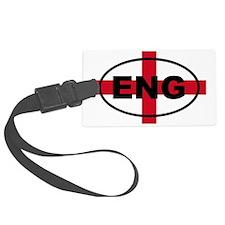 England ENG European Luggage Tag
