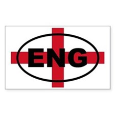 England ENG European Decal