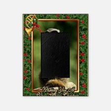 Meerkat Christmas Card Picture Frame