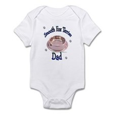 Smooth Fox Dad Infant Bodysuit