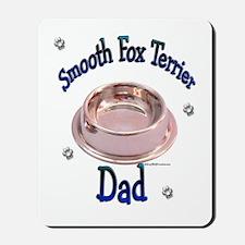 Smooth Fox Dad Mousepad