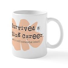 Retired Nurse FUNNY Mug