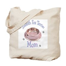 Smooth Fox Mom Tote Bag
