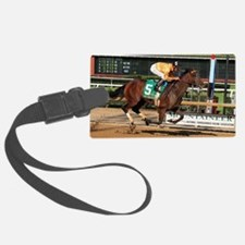 WV Derby winner DEPARTING Luggage Tag