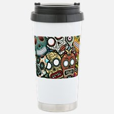 5x7_Rug61 Stainless Steel Travel Mug
