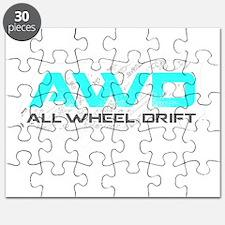All Wheel Drift Puzzle