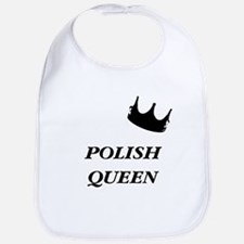 Polish Queen Bib