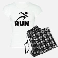 RUN Black Pajamas