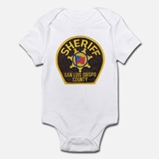 San Luis Obispo Sheriff Infant Bodysuit