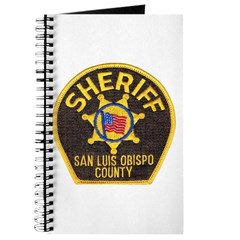 San Luis Obispo Sheriff Journal