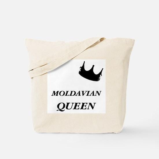Moldavian Queen Tote Bag