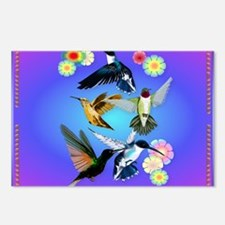 Throw Blanket For The Lov Postcards (Package of 8)