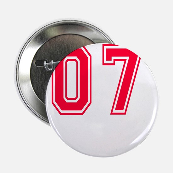 """7 year aged to perfection designs 2.25"""" Button"""