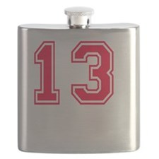 13 year aged to perfection designs Flask
