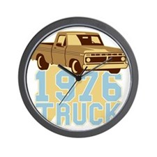 76er  Pickup Truck Wall Clock