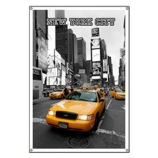 Times Square NYC Banner