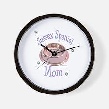 Sussex Mom Wall Clock