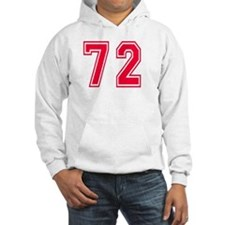 72 year aged to perfection Hoodie