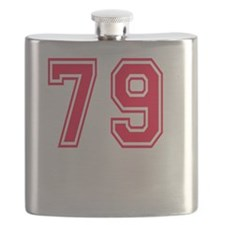 79 year aged to perfection Flask