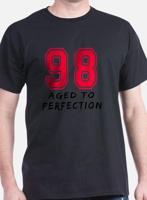 98 year aged to perfection T-Shirt