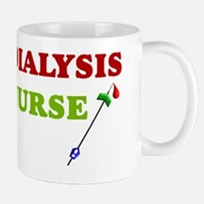 Dialysis nurse A Mug
