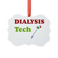 Dialysis Tech A Ornament