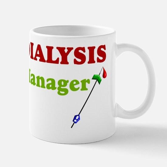 Dialysis Manager Mug