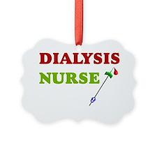 Dialysis nurse A Ornament
