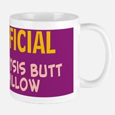 dialysis butt pillow 2 Mug