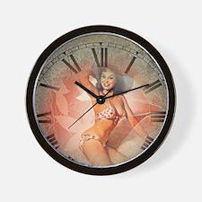 Classic Woodies Wall Clock