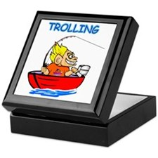 Troll Keepsake Box