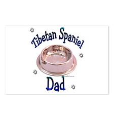 Tibbie Dad Postcards (Package of 8)
