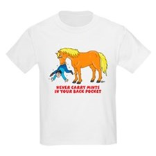 Never Carry Mints... T-Shirt