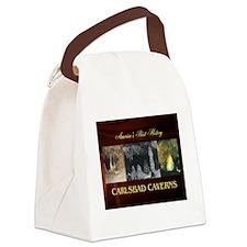 carlsbadcaverns1 Canvas Lunch Bag