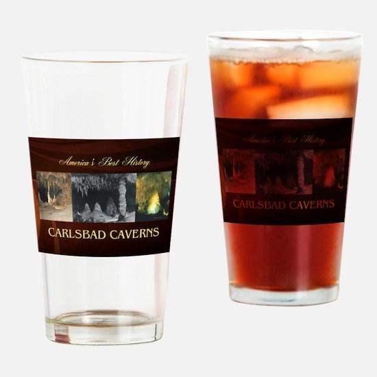 carlsbadcaverns1 Drinking Glass