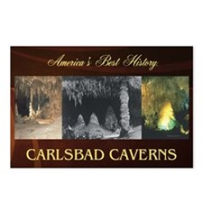 carlsbadcaverns1 Postcards (Package of 8)