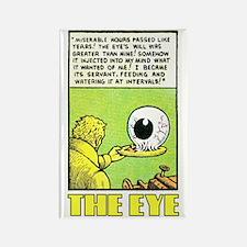 The Eye Rectangle Magnet