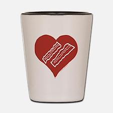 Love Bacon? Shot Glass