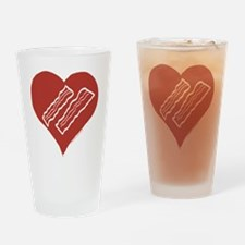 Love Bacon? Drinking Glass
