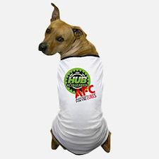 AFC/HUB LOGO c (10x10, clr bkgrd) Dog T-Shirt
