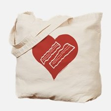 Love Bacon? Tote Bag