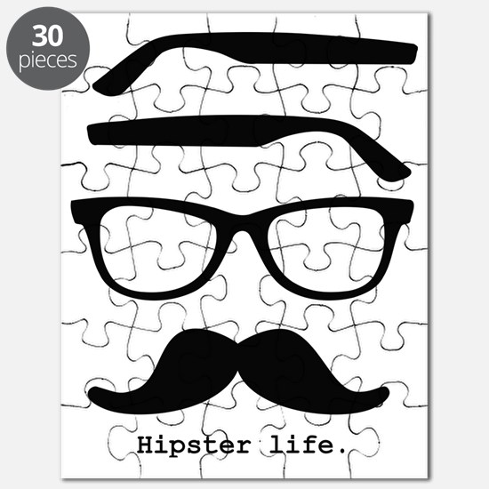 Hipster life Puzzle