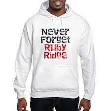 Never Forget Ruby Ridge Hoodie