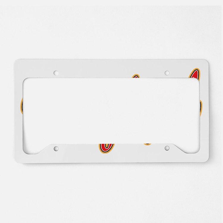 Maryland License Plate Holder