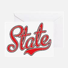 State Greeting Card